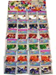 Water Crystals 24 BAGS JELLY BEADS- W...