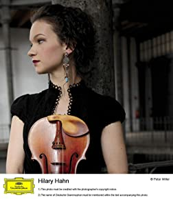 Image de Hilary Hahn