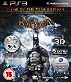 Batman : Arkham Asylum - Game of the Year (PS3)