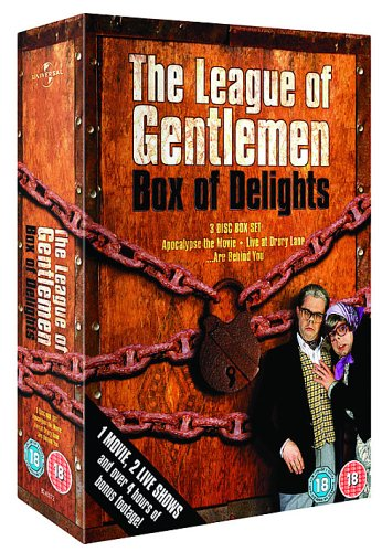 League of Gentlemen Box Set [DVD]