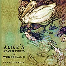 Alice's Adventures in Wonderland Audiobook by Lewis Carroll Narrated by Jack Chekijian