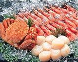 かに・えび・ほたて・鮭・海鮮鍋・海鮮セット