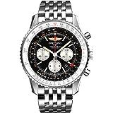 Breitling Navitimer GMT Men's Watch AB044121/BD24-453A