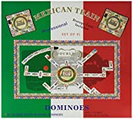 Double 12 Numeral Mexican Train Domin…