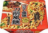 サッポロ一番 麺の至宝 汁なし担担刀削風麺 138g×12個