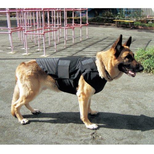 犬用防弾ベスト