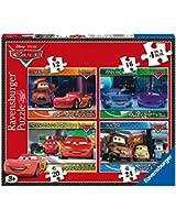 Ravensburger Disney Cars (Pack of 4)