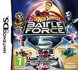 echange, troc Hot wheels battle force 5