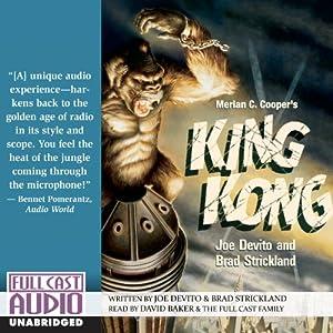Merian C. Cooper's King Kong Audiobook