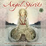 Angel Spirits 2014 Wall Calendar