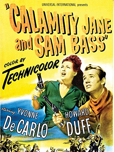Calamity Jane and Sam Bass on Amazon Prime Instant Video UK