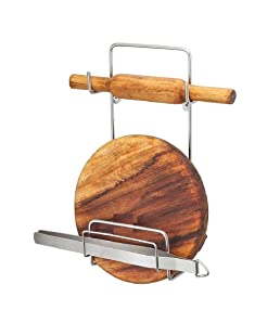 Asian Aura Chakla Belan Stand for Kitchen