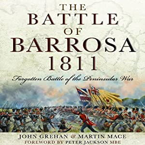The Battle of Barrosa Audiobook