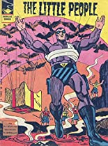 INDRAJAL COMICS-205-PHANTOM: THE LITTLE PEOPLE (1974)