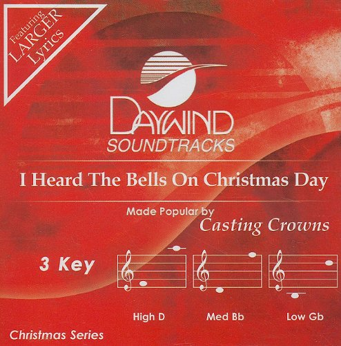 I Heard The Bells On Christmas Day [Accompaniment/Performance Track] (Daywind Soundtracks Christmas)