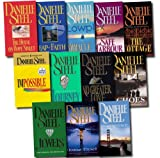 Danielle Steel Danielle Steel Fictional Novel Collection 12 Books Set (Impossible, Jewels, Echoes, Leap of Faith, Honour Thyself, No Greater Love, Journey, The Cottage, Amazing grace, Safe Harbour, Miracle, The horse on hope street)
