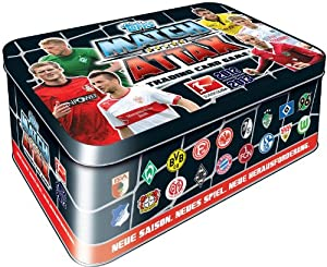 Topps TO402 - Match Attax Tin 2012-2013