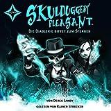 Skulduggery Pleasant - Folge 3: Die Diablerie bittet zum Sterben. Gelesen von Rainer Strecker, 6 CDs, Cap-Box, ca. 7 Std. 20 Min.