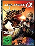 DVD Cover 'Appleseed: Alpha