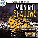 Midnight Shadows (       UNABRIDGED) by Nathaniel Hawthorne, M. R. James Narrated by Erin Maya Darke, James Mio