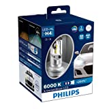 H4 Philips 12953BWX2 LED Bulbs