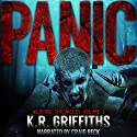 Panic: Wildfire Chronicles, Book 1 Audiobook by K.R. Griffiths Narrated by Craig Beck