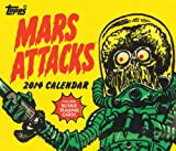 img - for Mars Attacks 2014 Wall Calendar book / textbook / text book