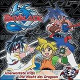 echange, troc Audiobook - Beyblade 3
