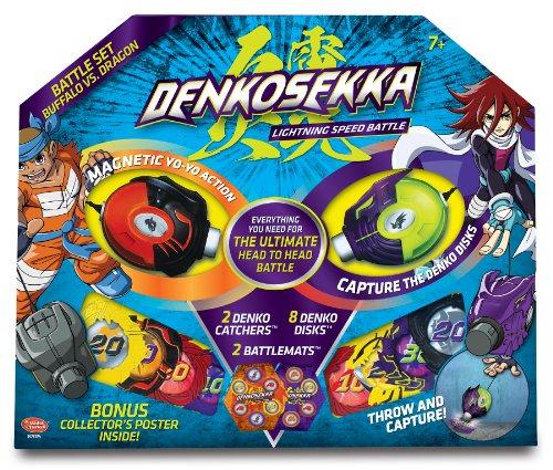 Denko Sekka Complete Battle Set