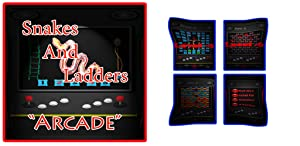 Snakes And Ladders Arcade by microDevC