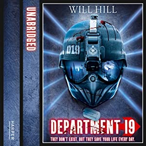 Department 19 Audiobook