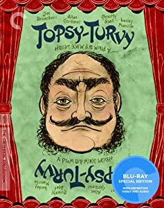Topsy-Turvy (The Criterion Collection) [Blu-ray]