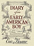 Diary of an Early American Boy: Noah Blake 1805 (Dover Books on Americana)