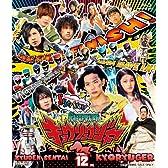 スーパー戦隊シリーズ 獣電戦隊キョウリュウジャーVOL.12 [Blu-ray]