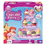 Wonder Forge Mens Disney Princess Enchanted Cupcake Game