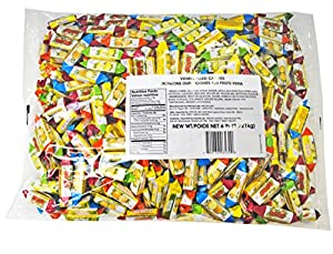 Arcor Viena Assorted Fruit Filled Candies, 6Lb