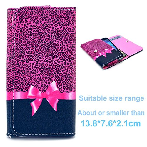 (3#E) Portemonnaie PU-Leder Multipurpose