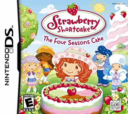 Strawberry Shortcake The Four Seasons Cake