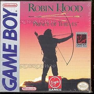 Robin hood prince of thieves - Game Boy - PAL