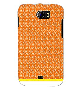 PrintDhaba Cycle Pattern D-1483 Back Case Cover for MICROMAX A110Q CANVAS 2 PLUS (Multi-Coloured)