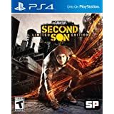 inFAMOUS: Second Son Limited Edition (PlayStation 4) ~ Sony Computer...