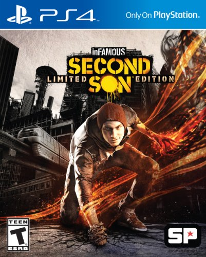 Infamous: Second Son Limited Edition (Playstation 4) front-751268