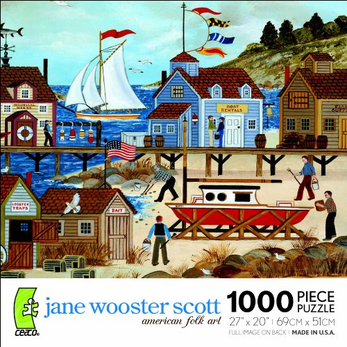 Cheap Ceaco Jane Wooster Scott – Fruits of the Sea (B003E37JQS)
