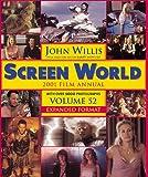 Screen World 2001, Vol. 52 (John Willis Screen World)