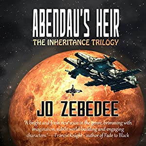 Abendau's Heir Audiobook