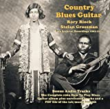 Country Blues Guitar: Rare Archival Recording 1963