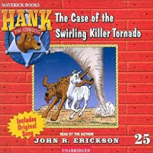 The Case of the Swirling Killer Tornado Audiobook