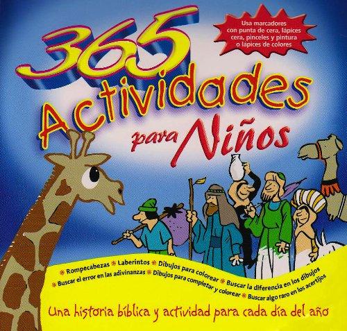 365 Actividades Para Ninos