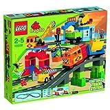 LEGO Lego Duplo Deluxe Train Set 10508 by LEGO TOY English Manual