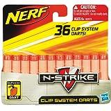 Nerf - 62573 - Recharges Nerf N-Strike Clip System - Pack de 36par Nerf